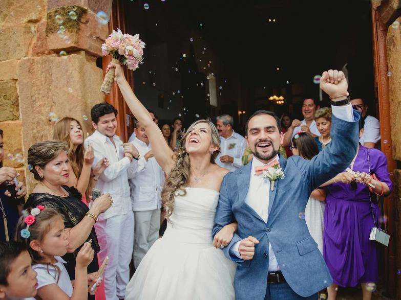 Fotógrafos de bodas Barichara