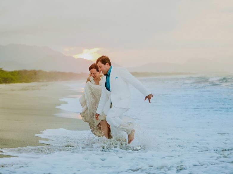 Fotógrafos de bodas Palomino y Buritaca Playa Koralia