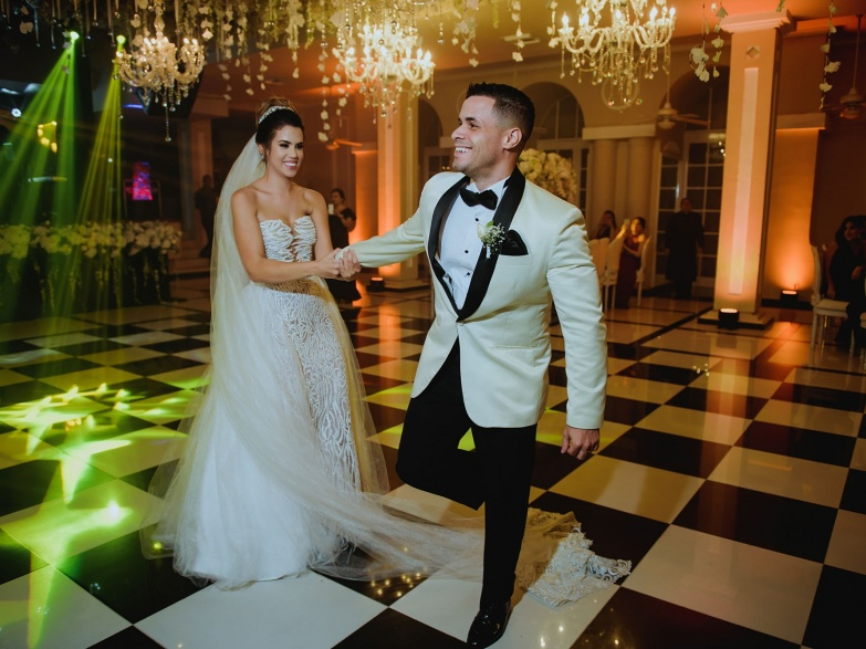 Fotos del primer baile de novios