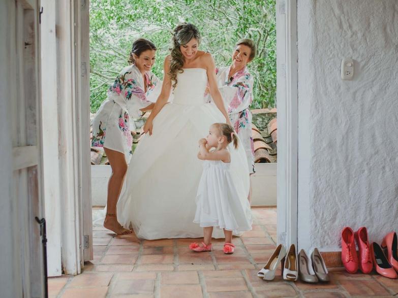 Fotógrafos de bodas Barichara imagen