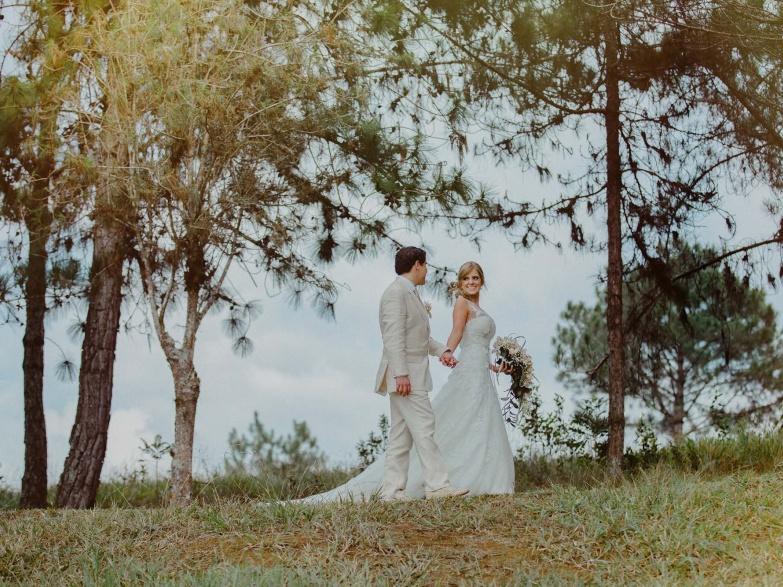 Fotógrafos de bodas Mesa de los santos imagen