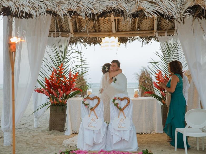 Fotógrafos de bodas Palomino y Buritaca Playa Koralia imagen