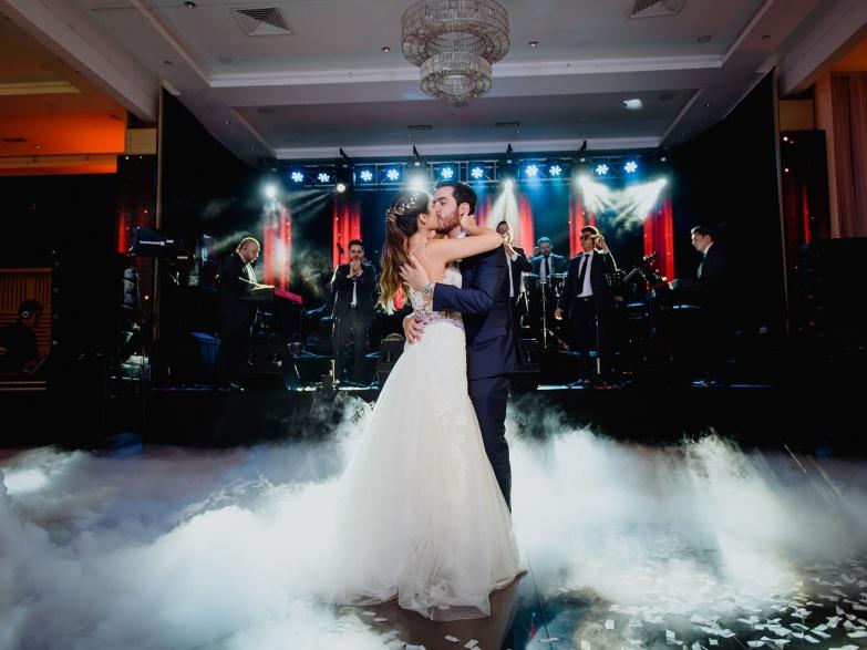 Fotos del primer baile de novios imagen